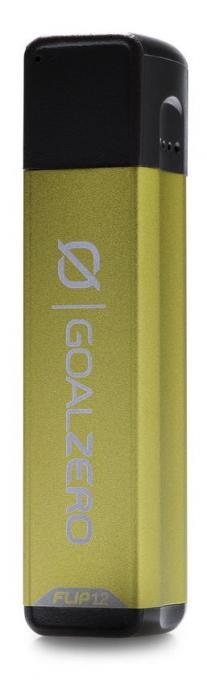 Flip 12 Recharger Green