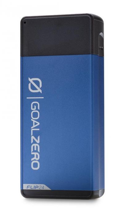 Flip 24 Recharger Blue