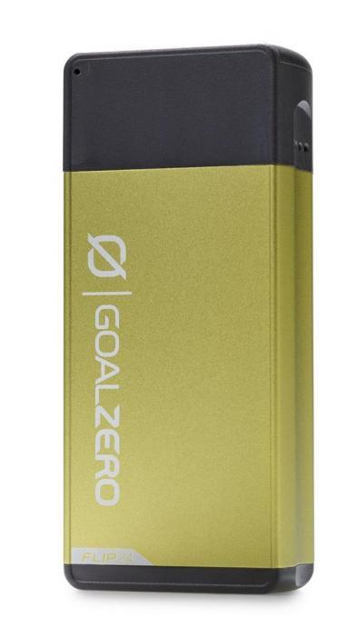 Flip 24 Recharger Green