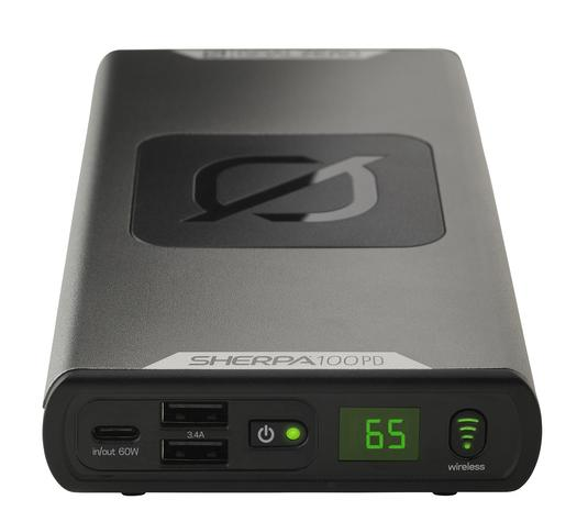 Sherpa 100PD Recharger Powerpack