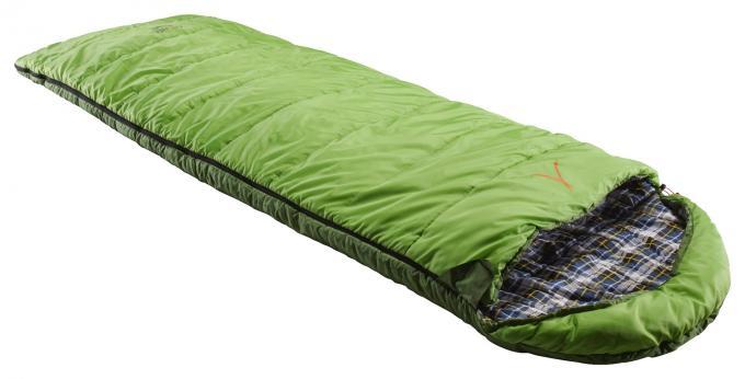 Valdez 205 Deckenschlafsack (Herren bis -3°C / max. Körperlänge 205cm / Gewicht 2,4kg)