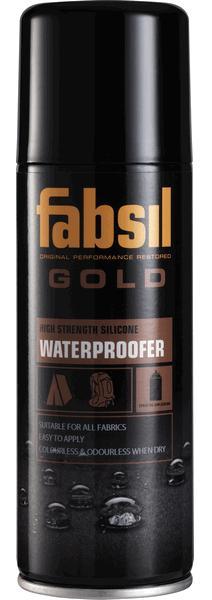 Fabsil Gold Aerosol Ausrüstungsimprägnierung 200 ml (Rucksäcke, Zelte)