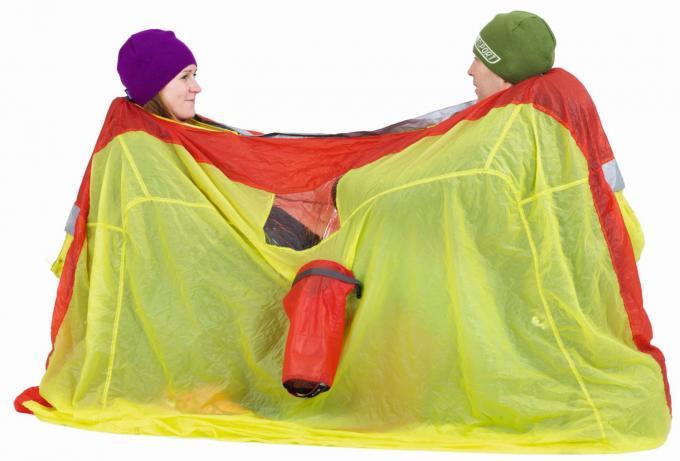 LY Vindsekk Windschutzsack für 2 Personen