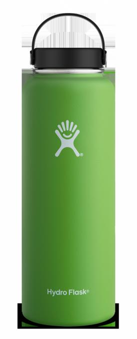 40oz Weithalsflasche 1,18 Liter Flex Cap