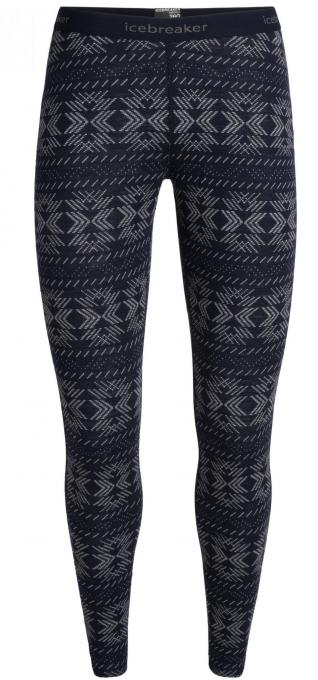 Icebreaker Damen 250 Vertex Leggings Crystallin
