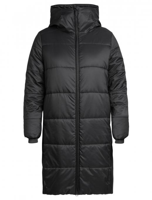 Damen Collingwood 3Q Hooded Jacket Winterjacke