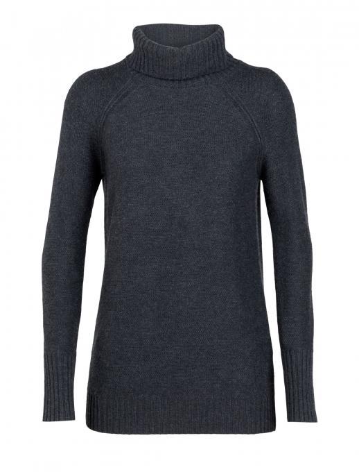 Damen Waypoint Roll Neck Sweater
