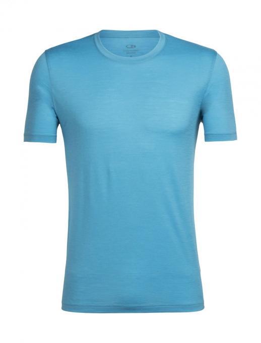 Herren Tech Lite Crewe Merino T-Shirt