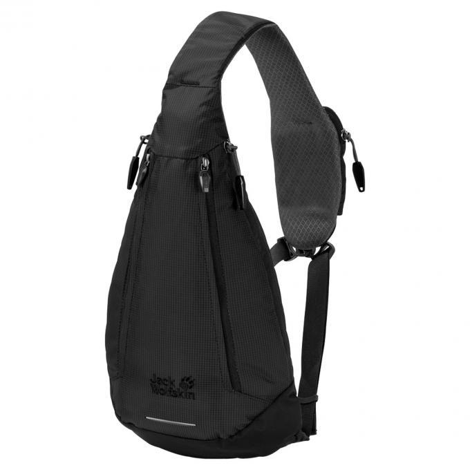 Delta Bag Umhängetasche (Volumen 4 Liter / Gewicht 0,354kg)