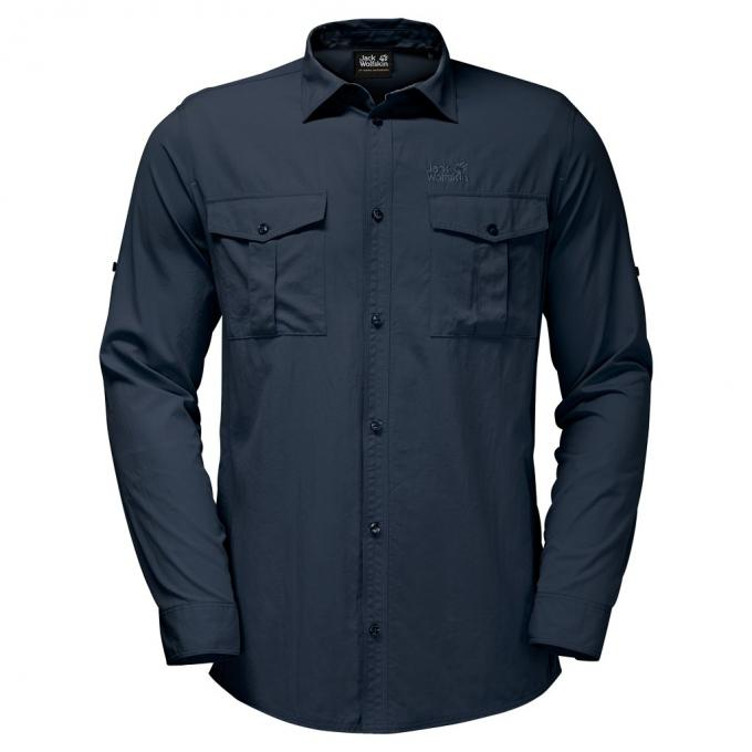Herren Atacama Roll-Up Shirt