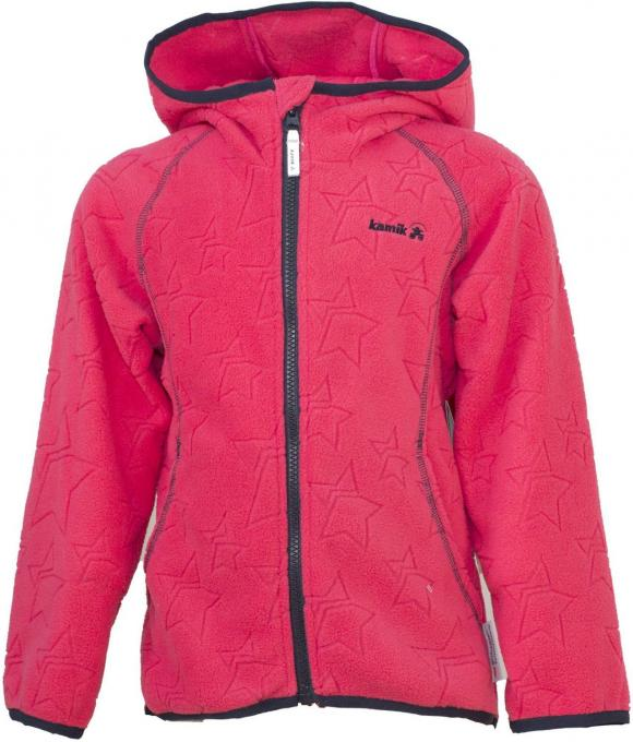 Kinder Fleece Jacket Fleecy