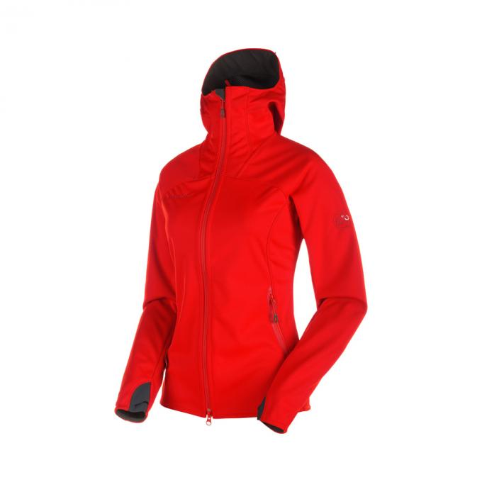 Mammut Damen Ultimate Softshell Hoody