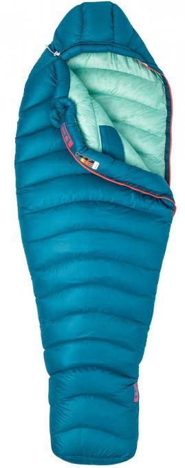 Damen Phase 20 Daunenschlafsack (Damen bis -5,7°C / max. Körpergröße 168 cm / Gewicht 0,82kg)