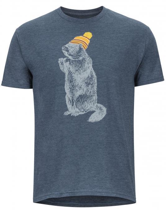 Herren Pom Pom T-Shirt