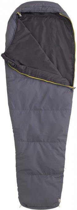 NanoWave 55 Kunstfaserschlafsack (Herren bis +12,4°C / max. Körpergröße 183 cm / Gewicht 0,68kg)