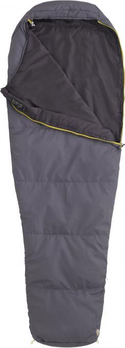NanoWave 55 Long Kunstfasterschlafsack (Herren bis +12,4°C / max. Körpergröße 198 cm / Gewicht 0,795kg)