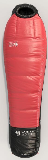 Damen Lamina 15F long (Damen bis -9°C / max. Körpergröße 178cm / Gewicht 1,67kg)