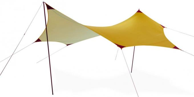 Rendezvous 120 Wing Tarp (380 x 360 cm)