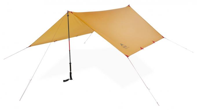 Thru-Hiker 70 Wing Tarp (289/264 x 244 cm)