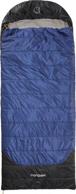 Puk +10 Blanket L Deckenschlafsack (Herren bis +10°C / max. Körpergröße 195 cm / Gewicht 0,8kg)