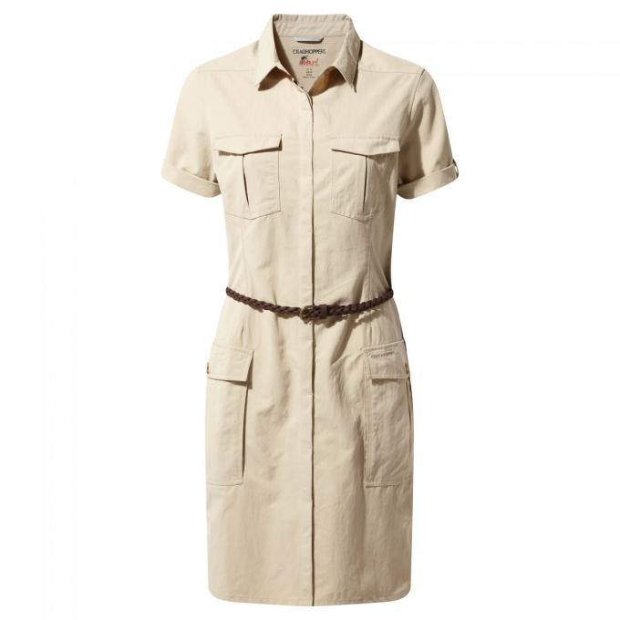 Craghoppers Damen NosiLife Savannah Dress