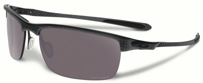 Carbon Blade Daily Prizm Polarized Matte Satin Black Life Style- Sport- Brille