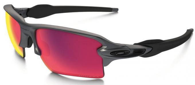 Flak 2.0 XL Prizm Road Steel Sportbrille