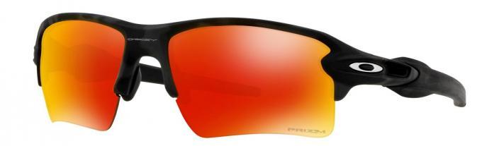 Flak 2.0 XL Prizm Ruby Black Camo Sportbrille