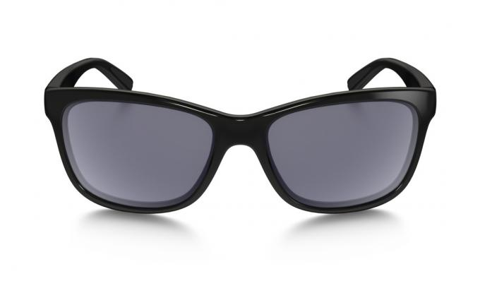 Forehand Grey Polished Black Life Style- Sport- Brille