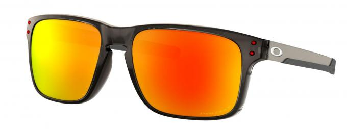 Holbrook Mix Prizm Ruby Polarized Sportbrille