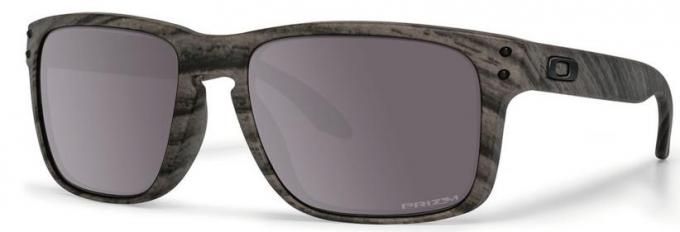 Holbrook Prizm Daily Polar Woodgrain Life Style- Sport Brille