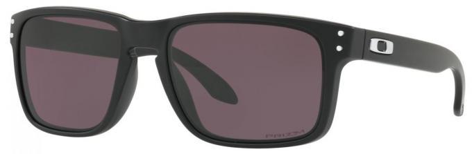 Holbrook Prizm Grey Matte Black Life Style- Sport Brille