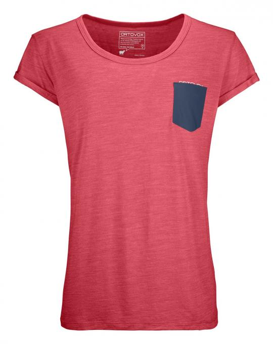 Ortovox Damen 120 Cool Merino Tec T-Shirt