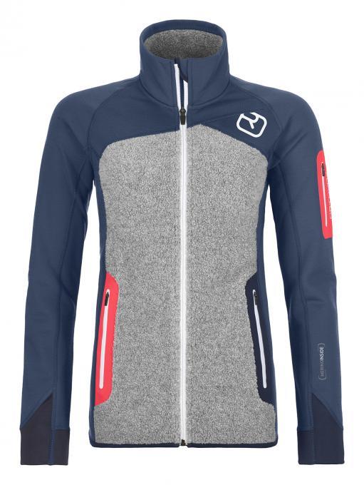 Ortovox Damen Fleece Plus Jacket