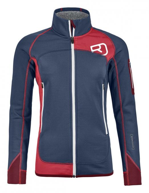 Damen Merino Fleece Plus Jacket