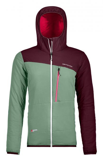 Ortovox Damen Swisswool Zebru Jacket W