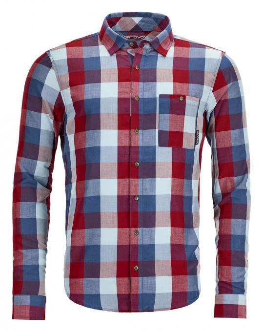 Herren Cortina Merino LS Shirt