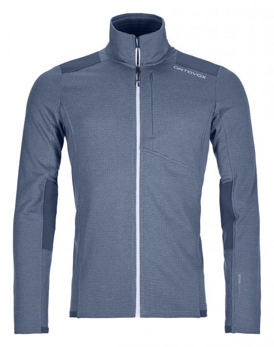 Herren Fleece Light Grid Jacket