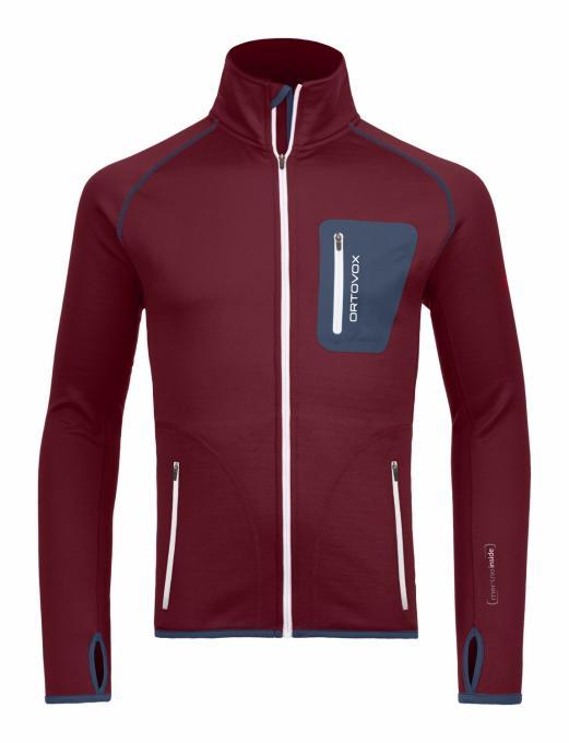 Herren Merino Fleece Jacket