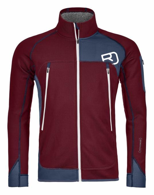 Herren Merino Fleece Plus Jacket