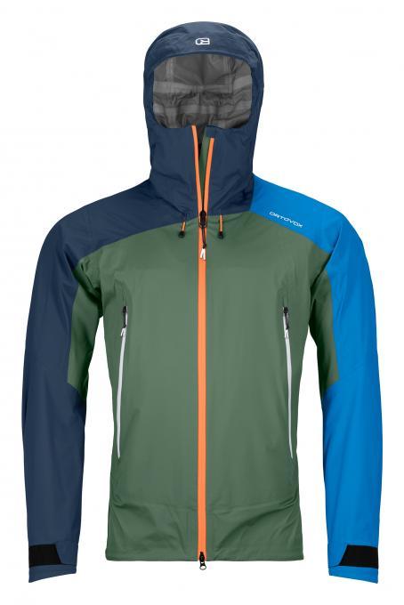 Ortovox Herren Westalpen 3L Light Jacket
