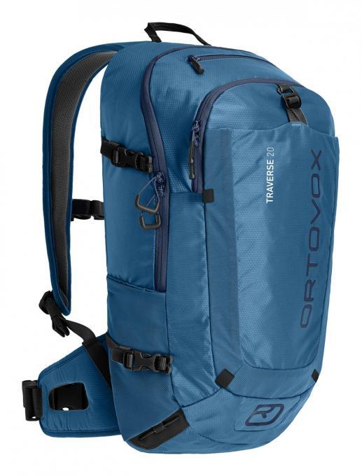 Traverse 20 Alpinrucksack (Volumen 20 Liter / Gewicht 0,89kg / Rückenlänge von 42 bis 50cm)
