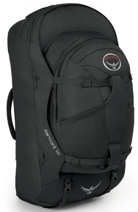 Osprey Farpoint 70 M/L Reiserucksack (Volumen 70 Liter / Gewicht 1,78kg)