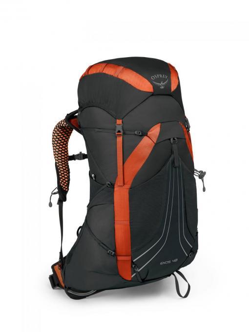 Herren Exos 48 MD Trekkingrucksack (Volumen 48 Liter / Gewicht 1,190kg)