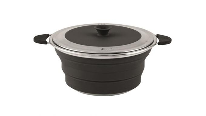 Collaps Pot with Lid 2,5L