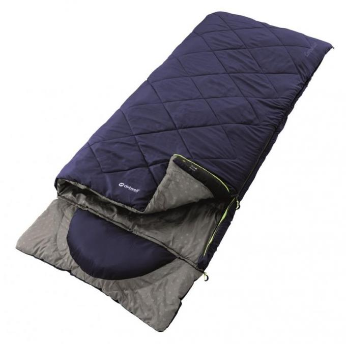 Contour Lux Schlafsack (Herren bis -3°C / max. Körpergröße 190cm / Gewicht 1,9kg)
