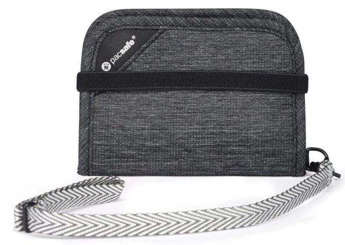 RFIDsafe V50 Geldbörse (Gewicht 0,07kg / Maße 12 x 9 x 1 cm)