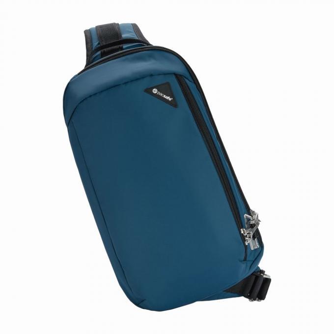 Vibe 325 Anti-Diebstahl Umhängetasche (10 Liter / 0,62 kg / 40 x 23 x 8cm / Gurtlänge 101,6-147cm)