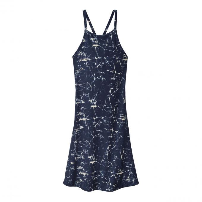 Damen Sliding Rock Dress