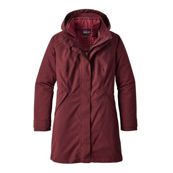 Damen Vosque 3in1 Parka